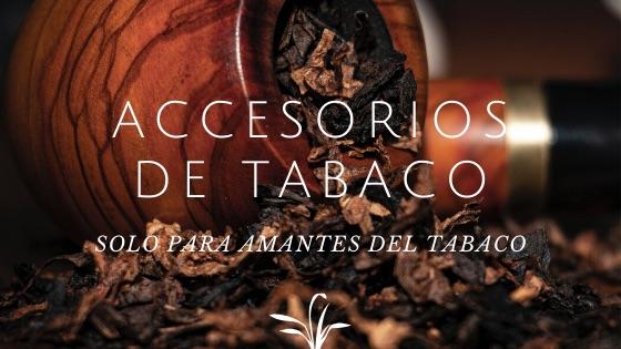 banner de accesorios de tabaco